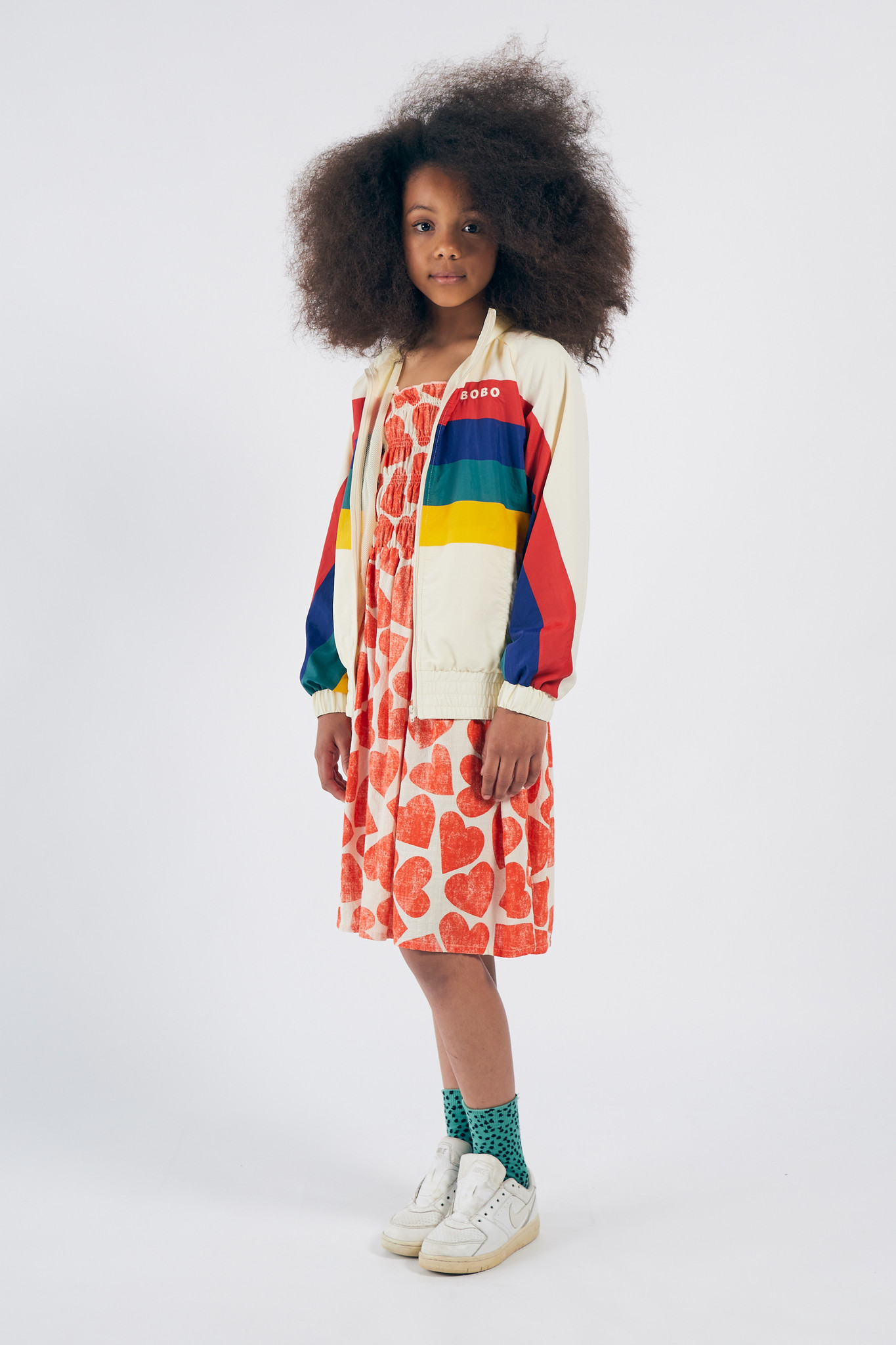 Multicolor Tracksuit Jacket-3