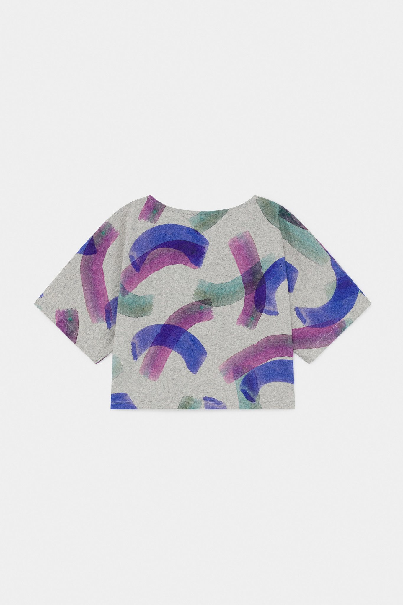 All Over Painted T-Shirt-3