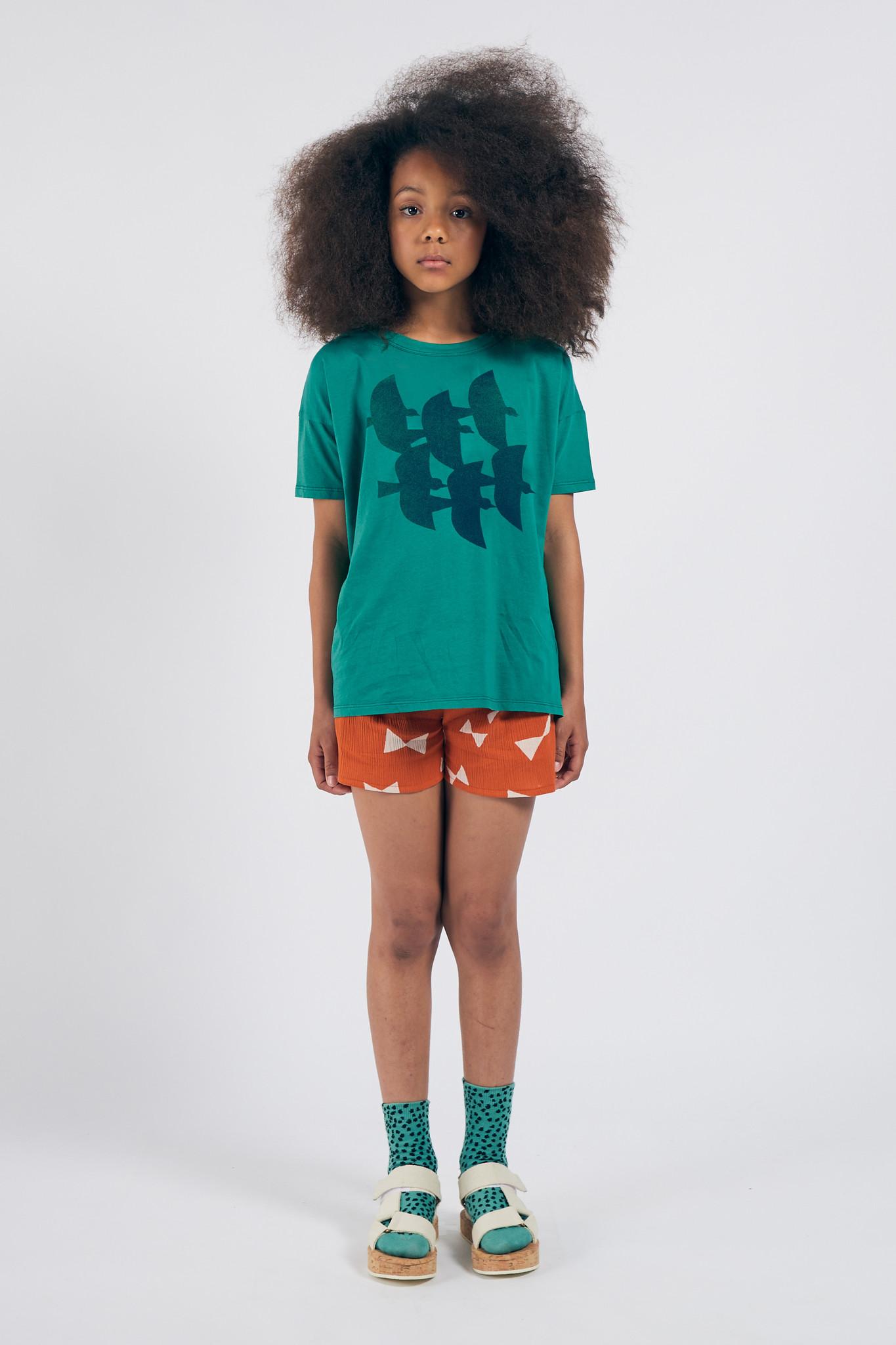 Flying Birds T-shirt-3