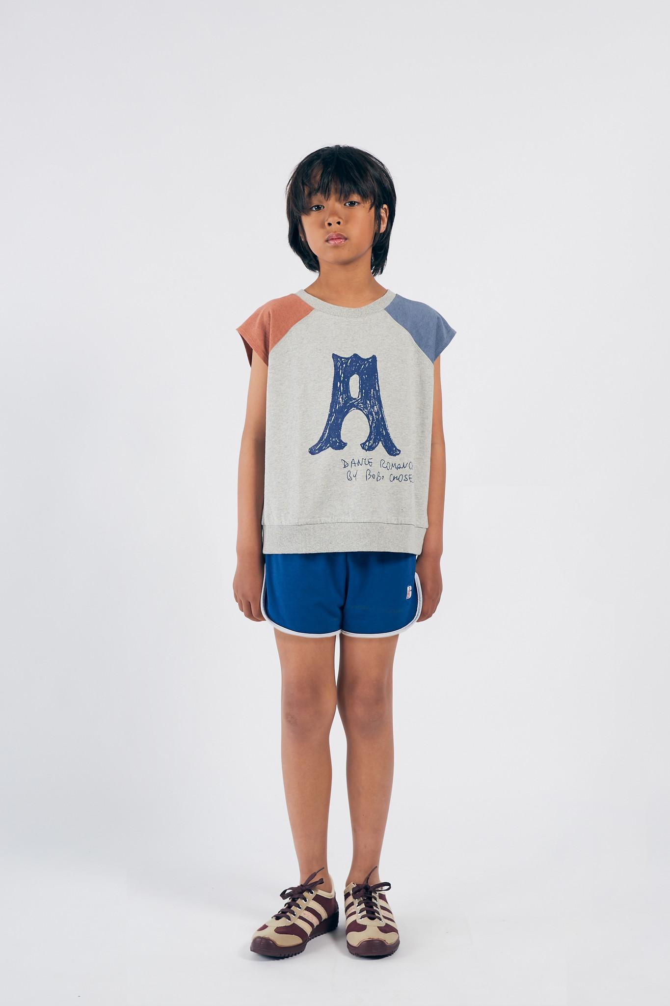 A Dance Romance Sleeveless T-shirt-2
