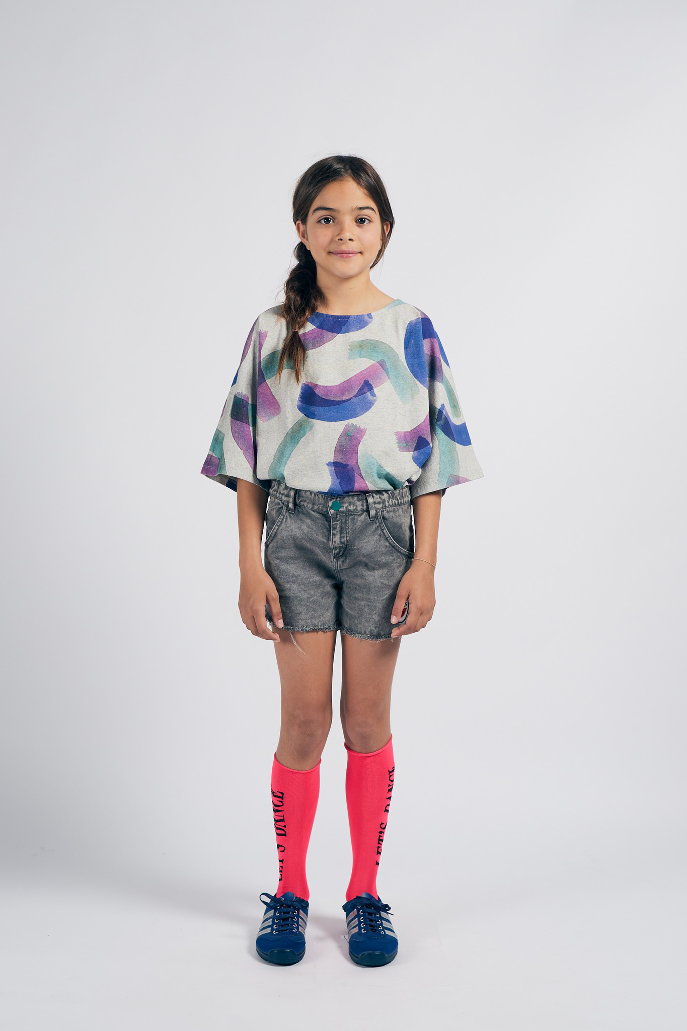 All Over Painted T-Shirt-2