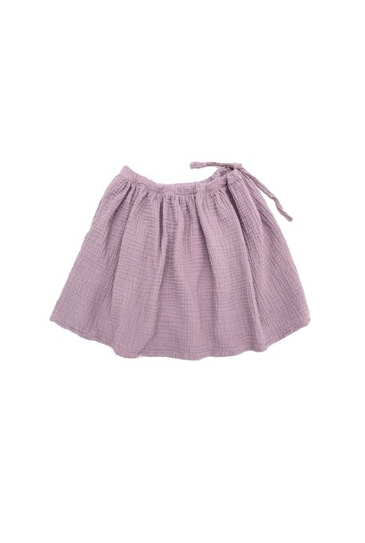 Wide skirt - Lavender