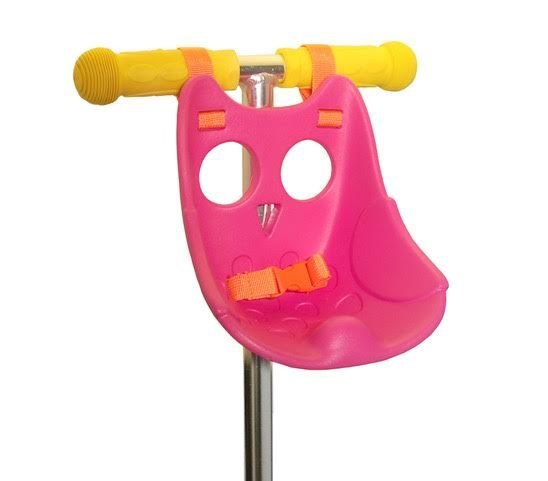 Scootaseatz fietszitje Roze-1
