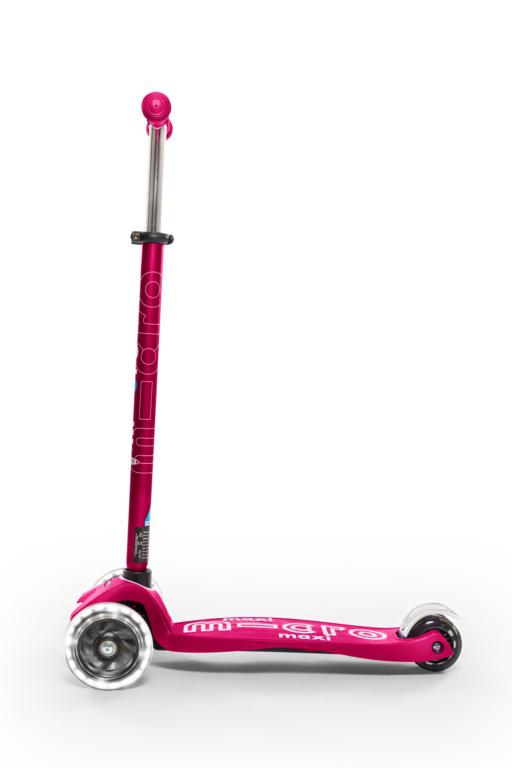 Maxi Deluxe - Roze LED-5