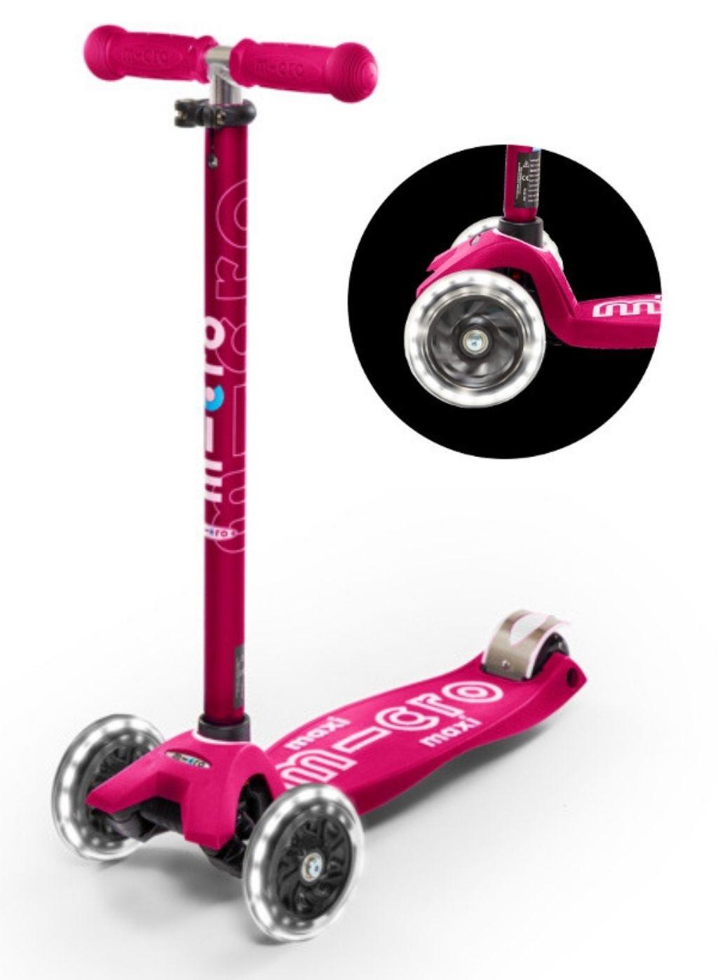Maxi Deluxe - Roze LED-2