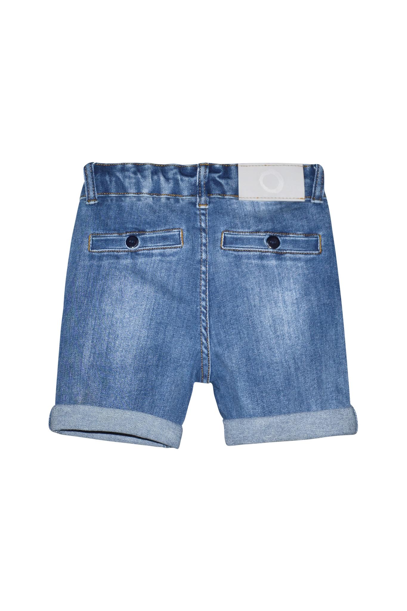 Soho chino shorts-3
