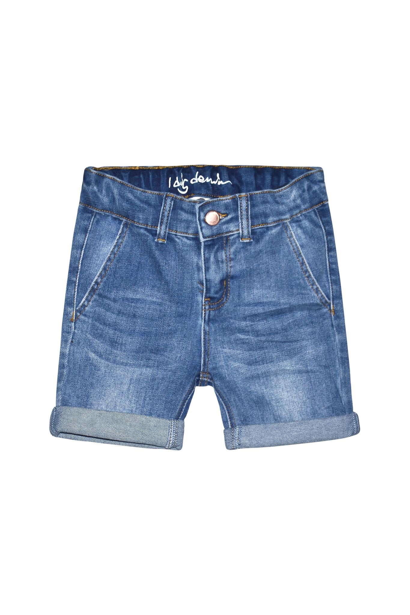 Soho chino shorts-1