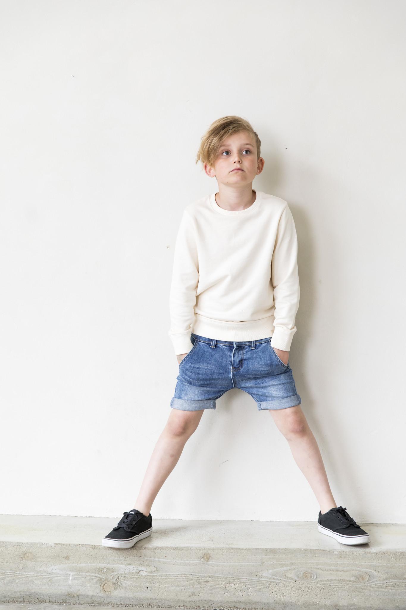 Soho chino shorts-2