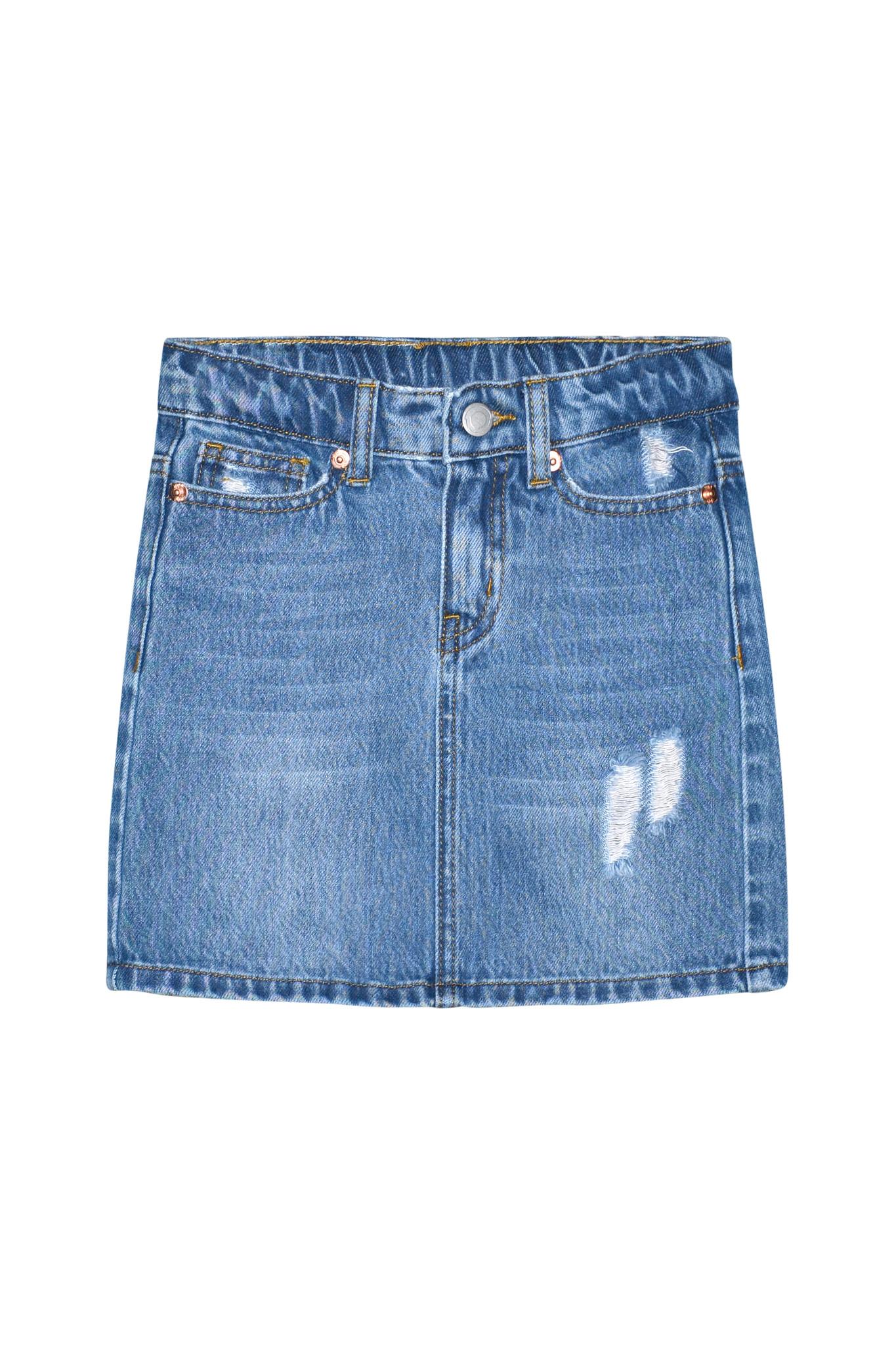 Livy denim skirt-1