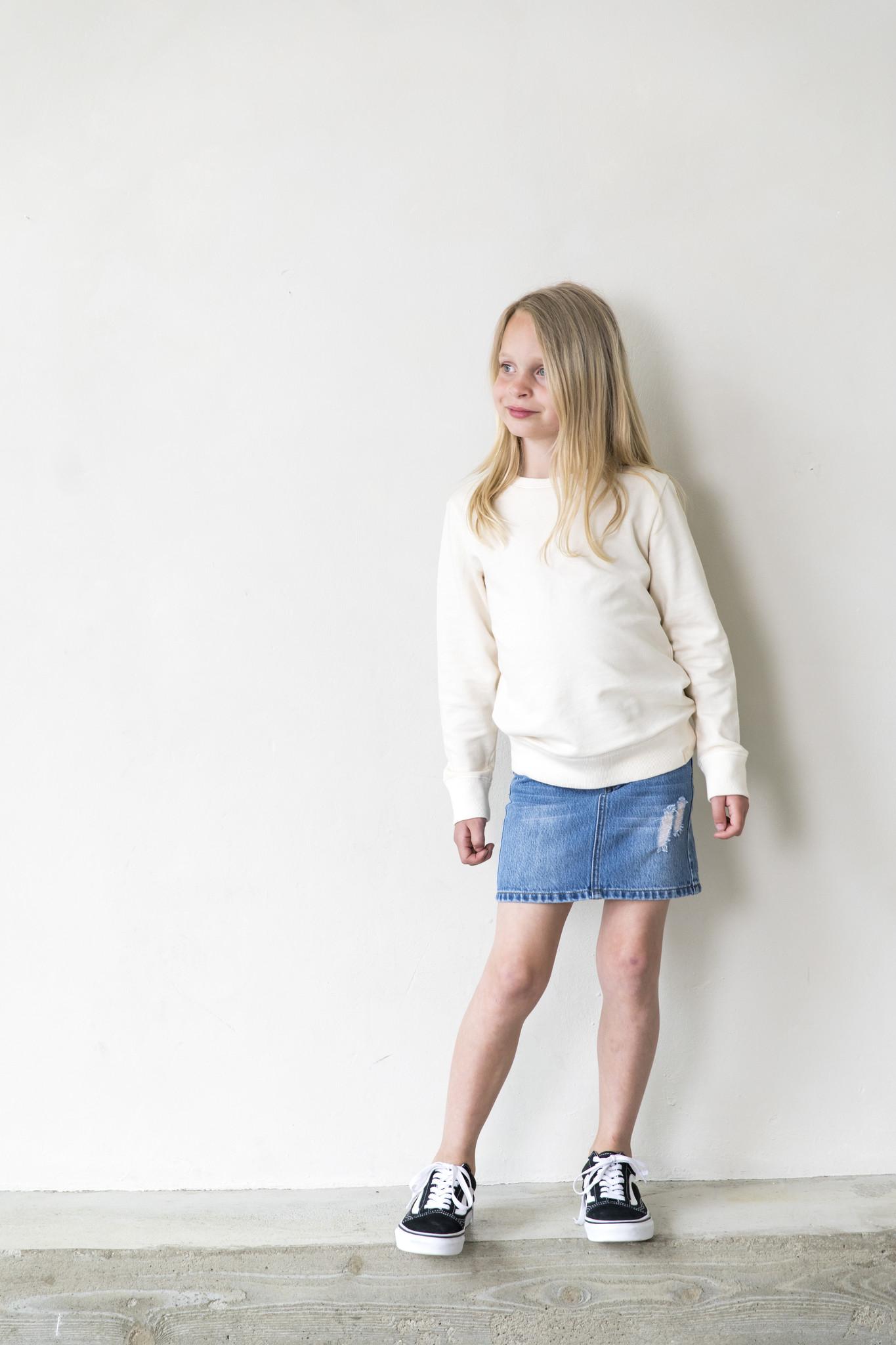 Livy denim skirt-2