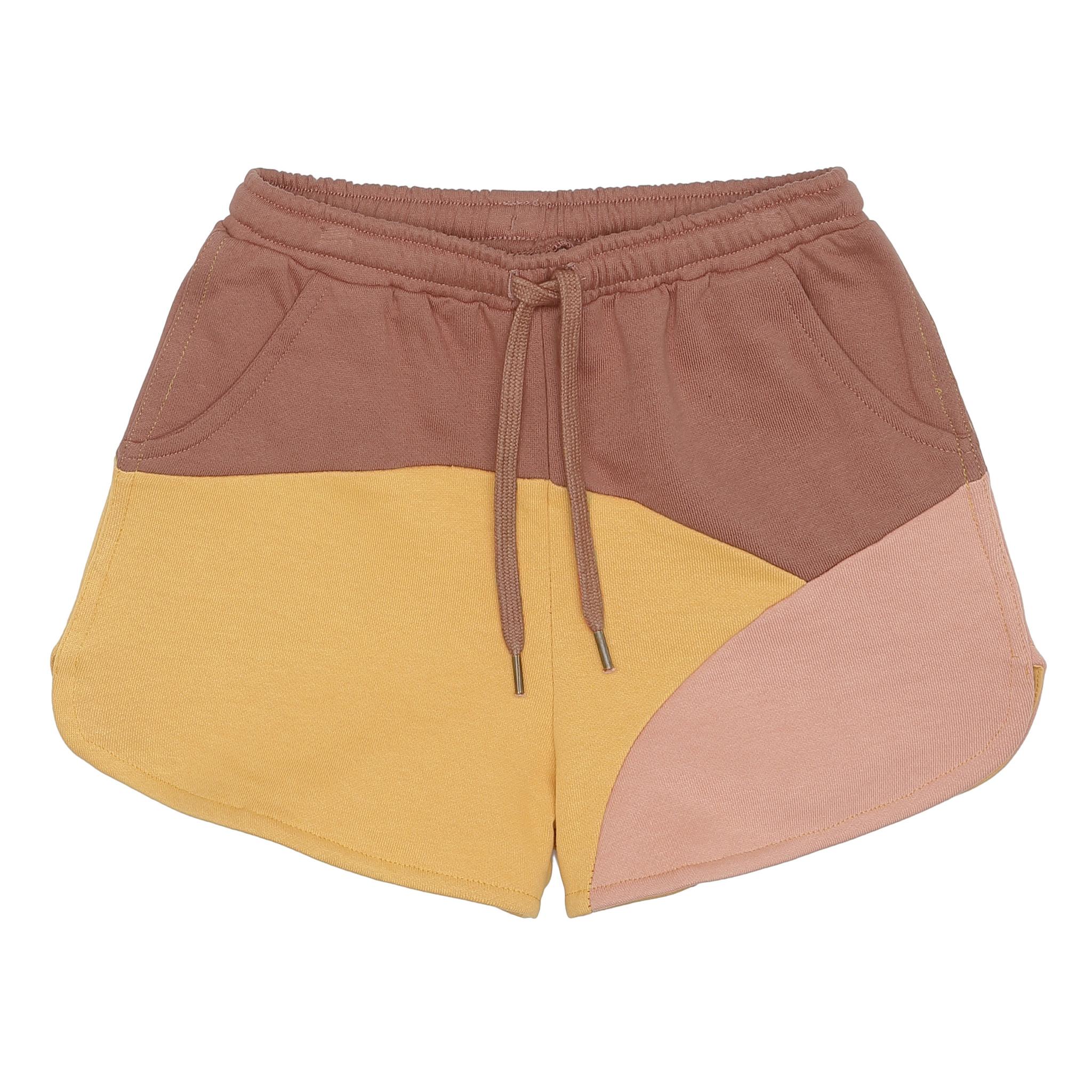 Paris shorts - Scenery Girl-1