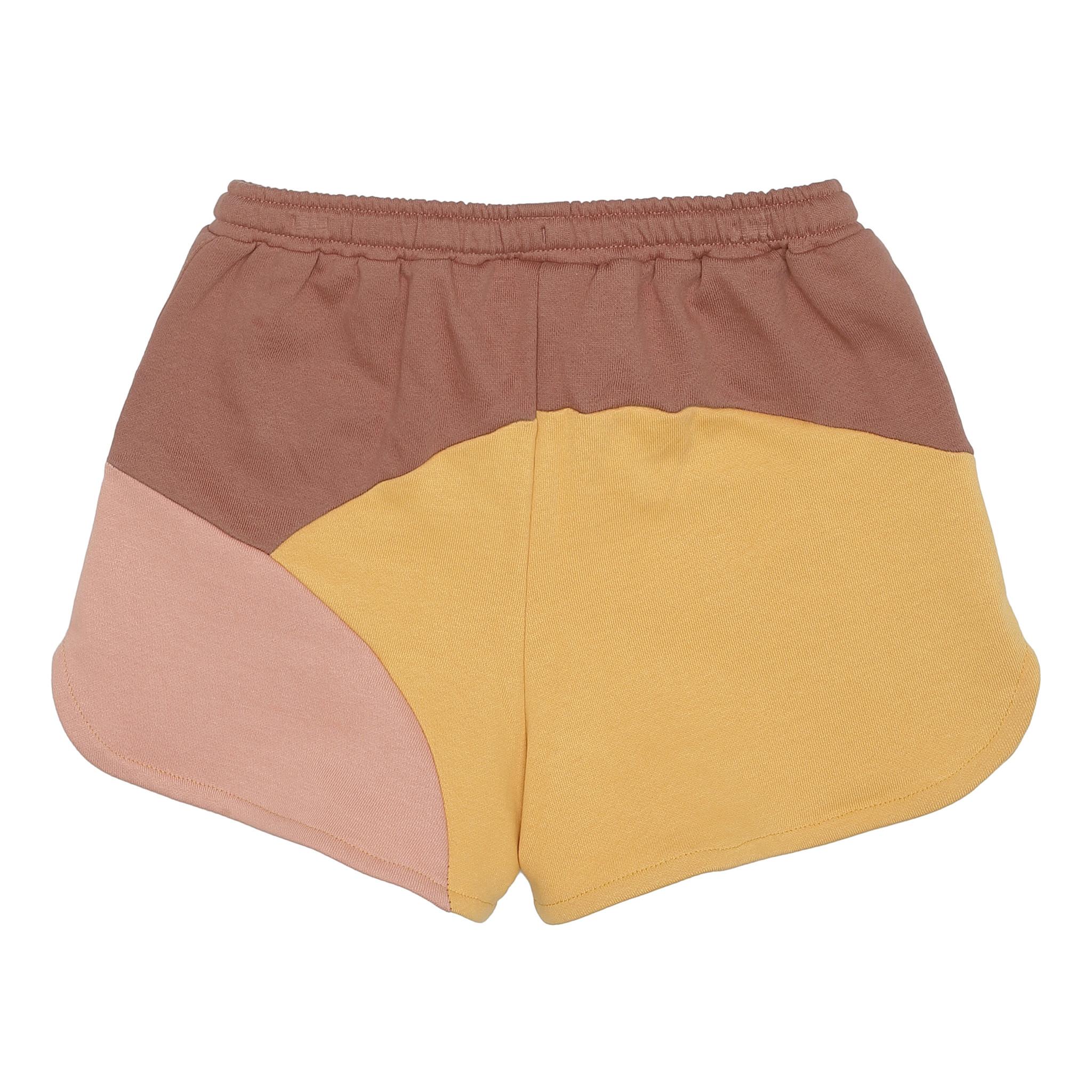 Paris shorts - Scenery Girl-3