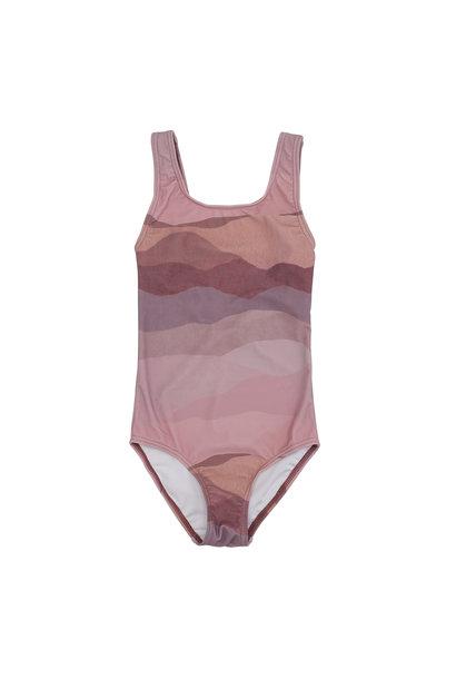 Darlin swimsuit - AOP Landscape R