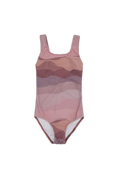 Darlin swimsuit - AOP Landscape
