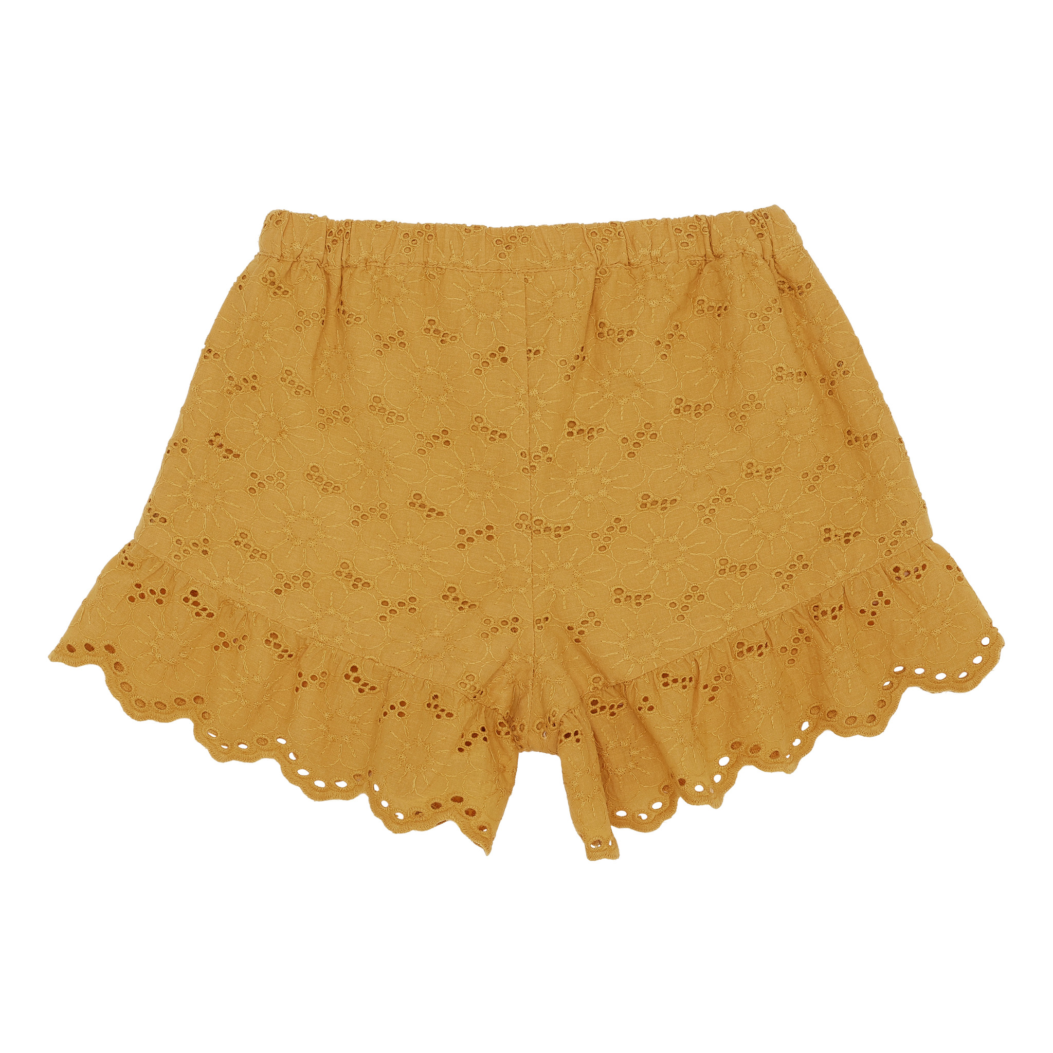 Florie shorts - Sunflower-3