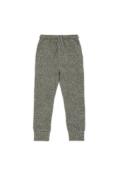 Jules pants - Shadow / AOP Leospot