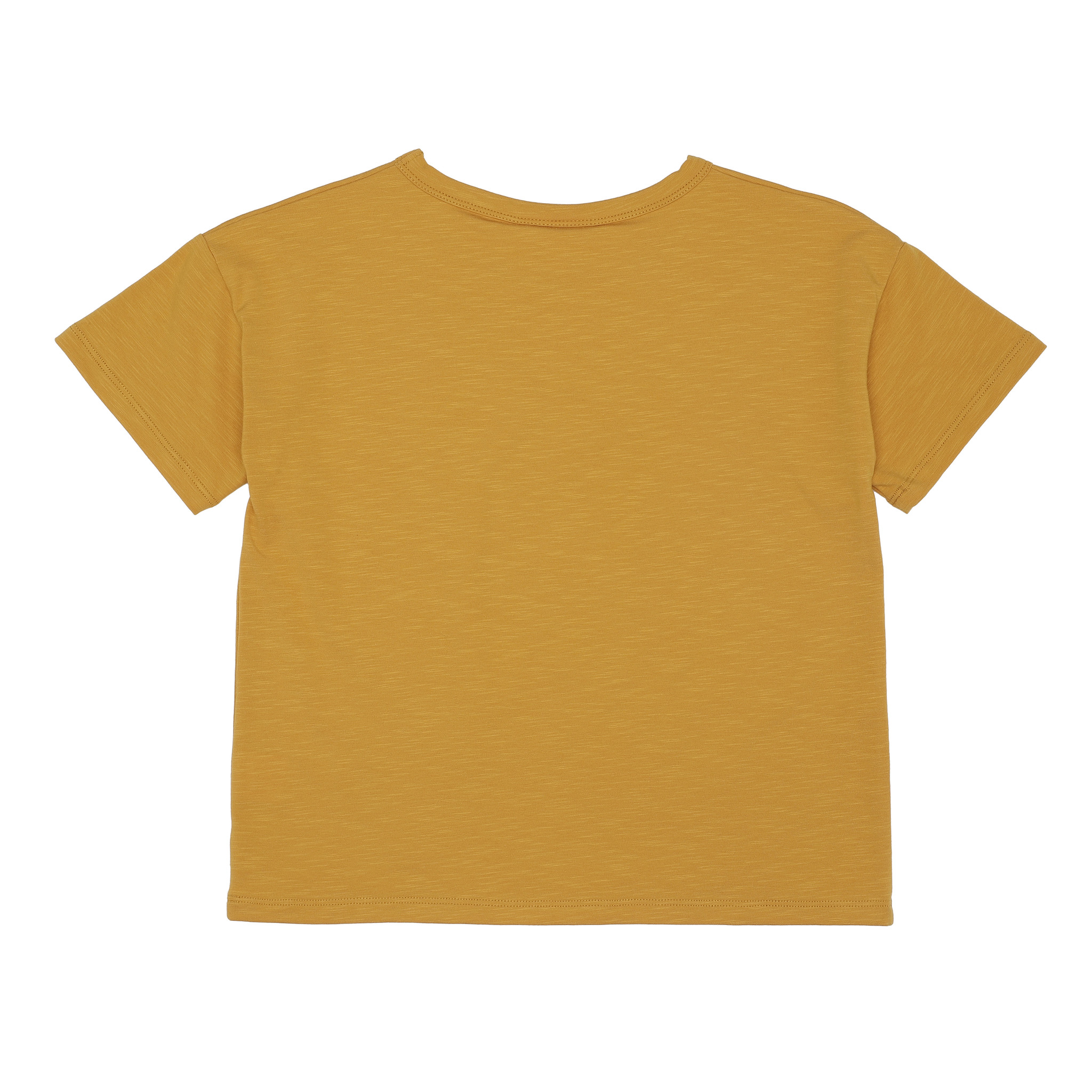 Dharma T-shirt - Sunflower / Plum-3