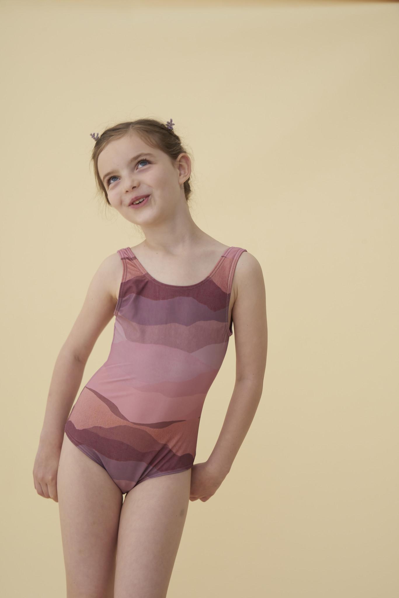 Darlin swimsuit - AOP Landscape-2
