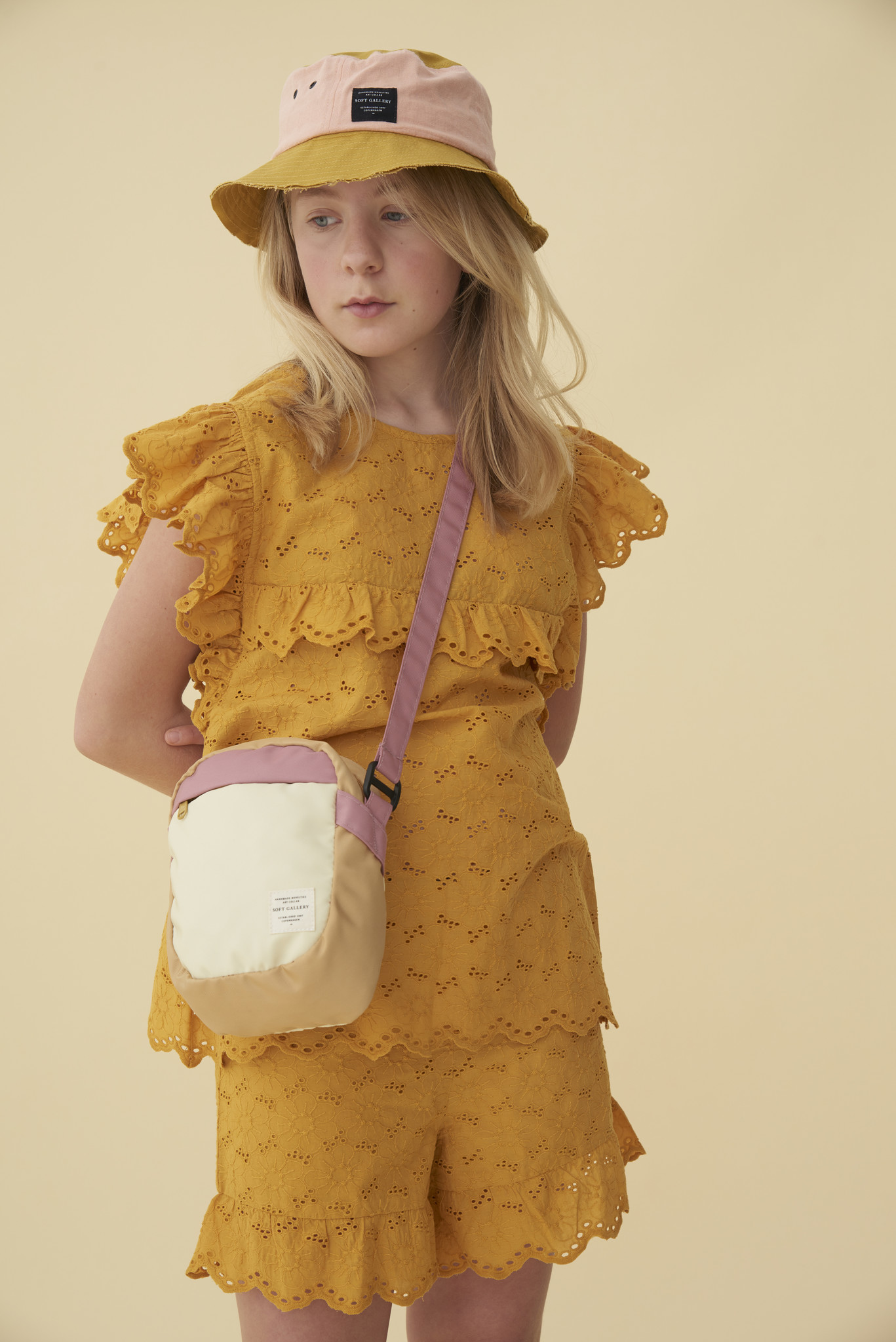 Florie shorts - Sunflower-2