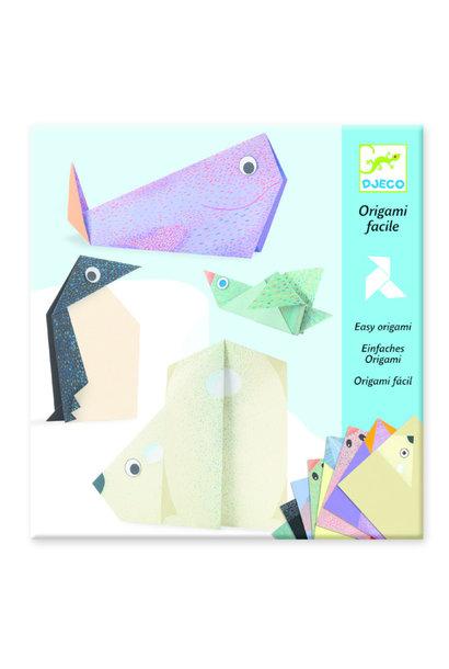 Origami Pooldieren