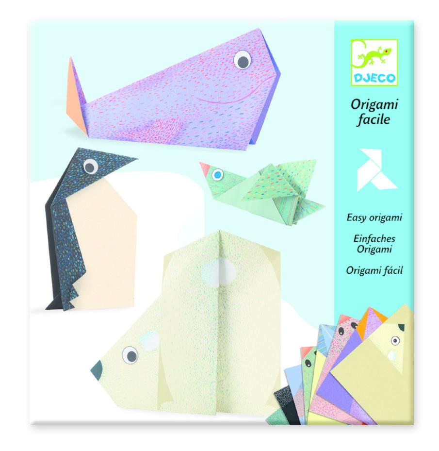 Origami Pooldieren-1