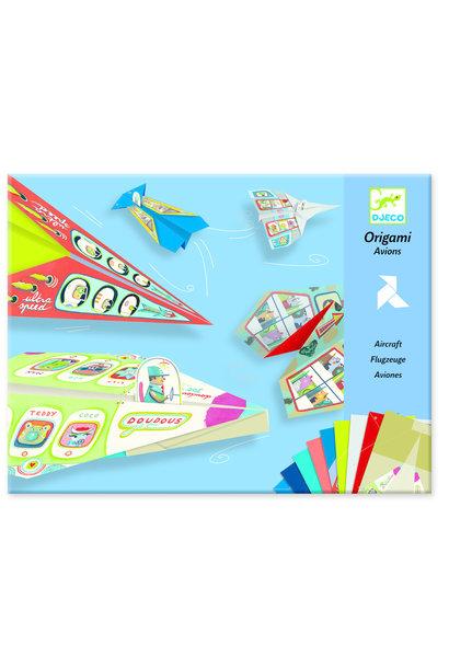 Origami Vliegtuigen