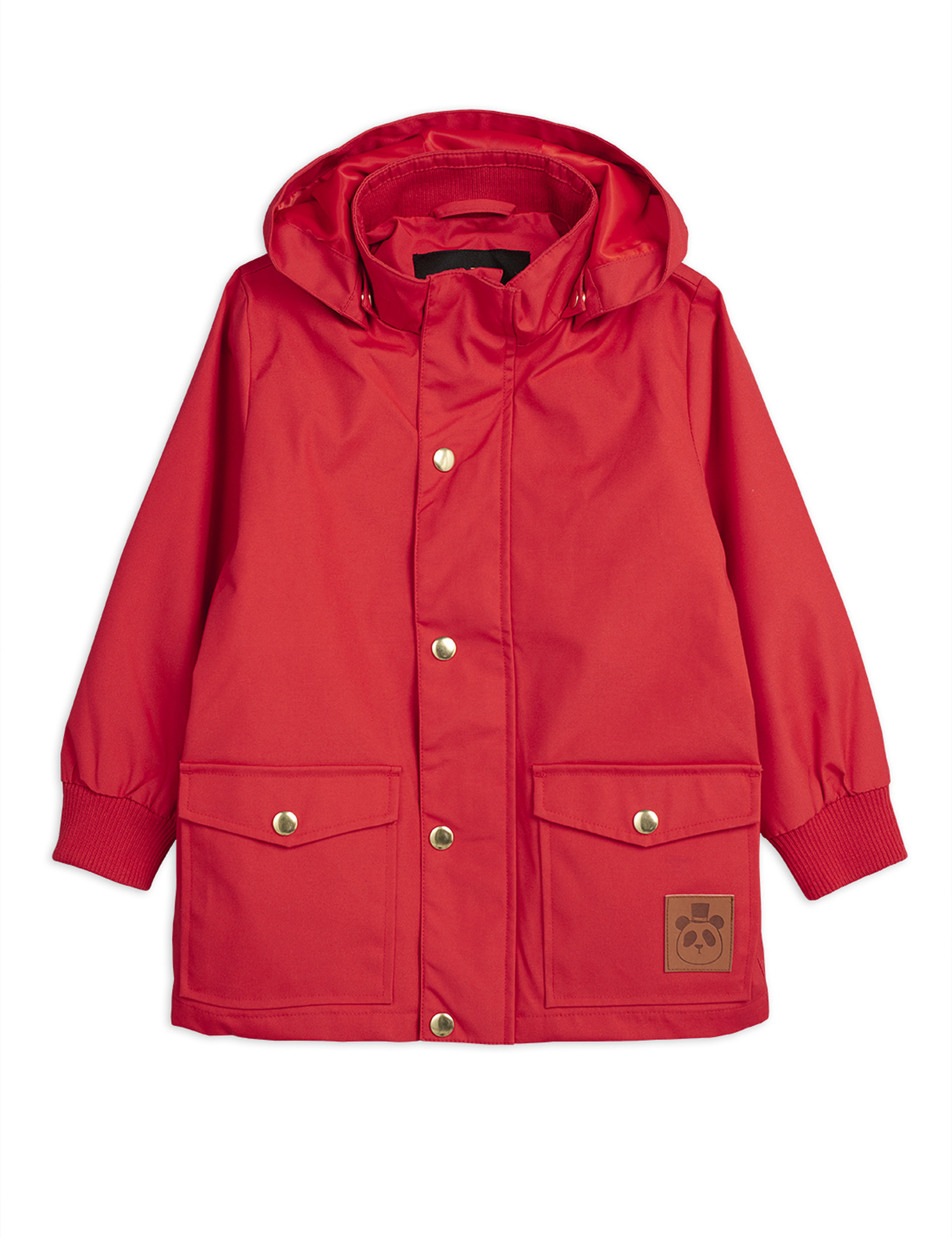 Pico jacket - Red-1