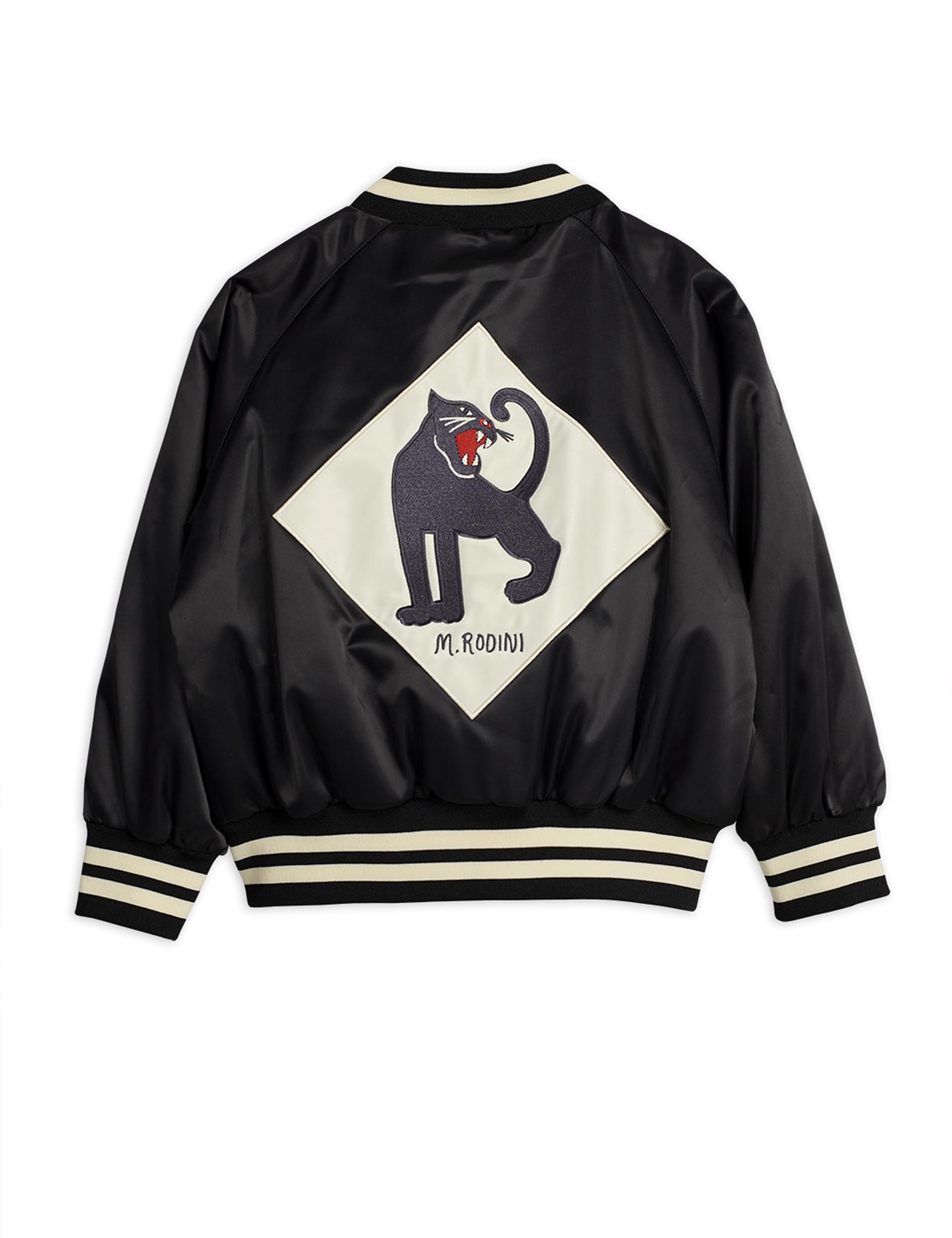 Panther baseball jacket-3