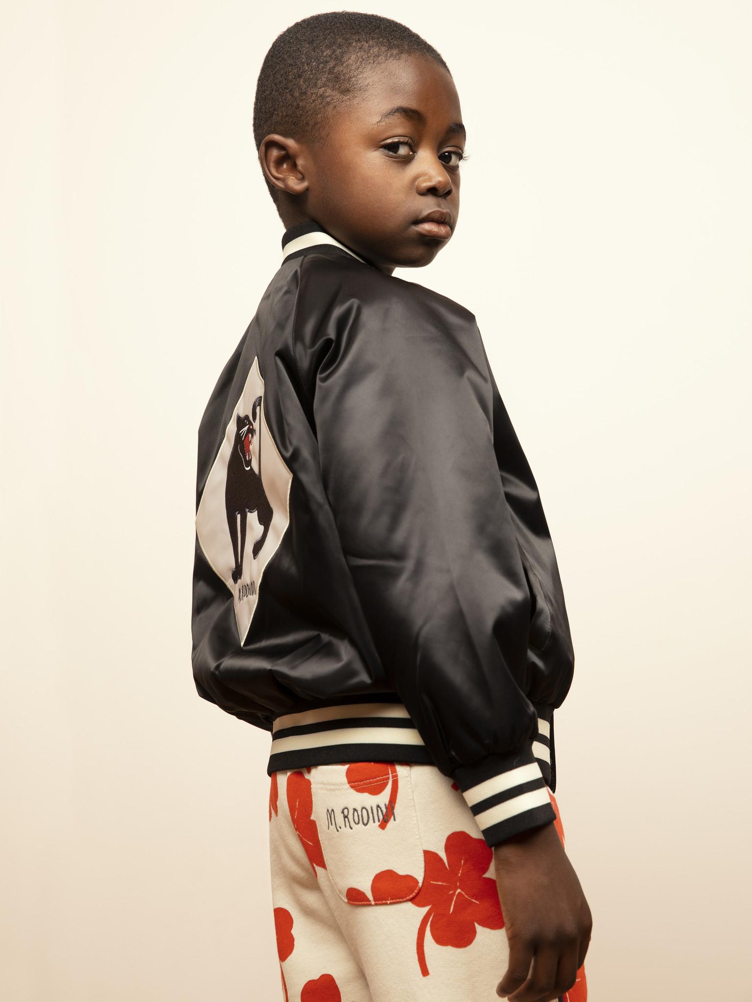 Panther baseball jacket-2