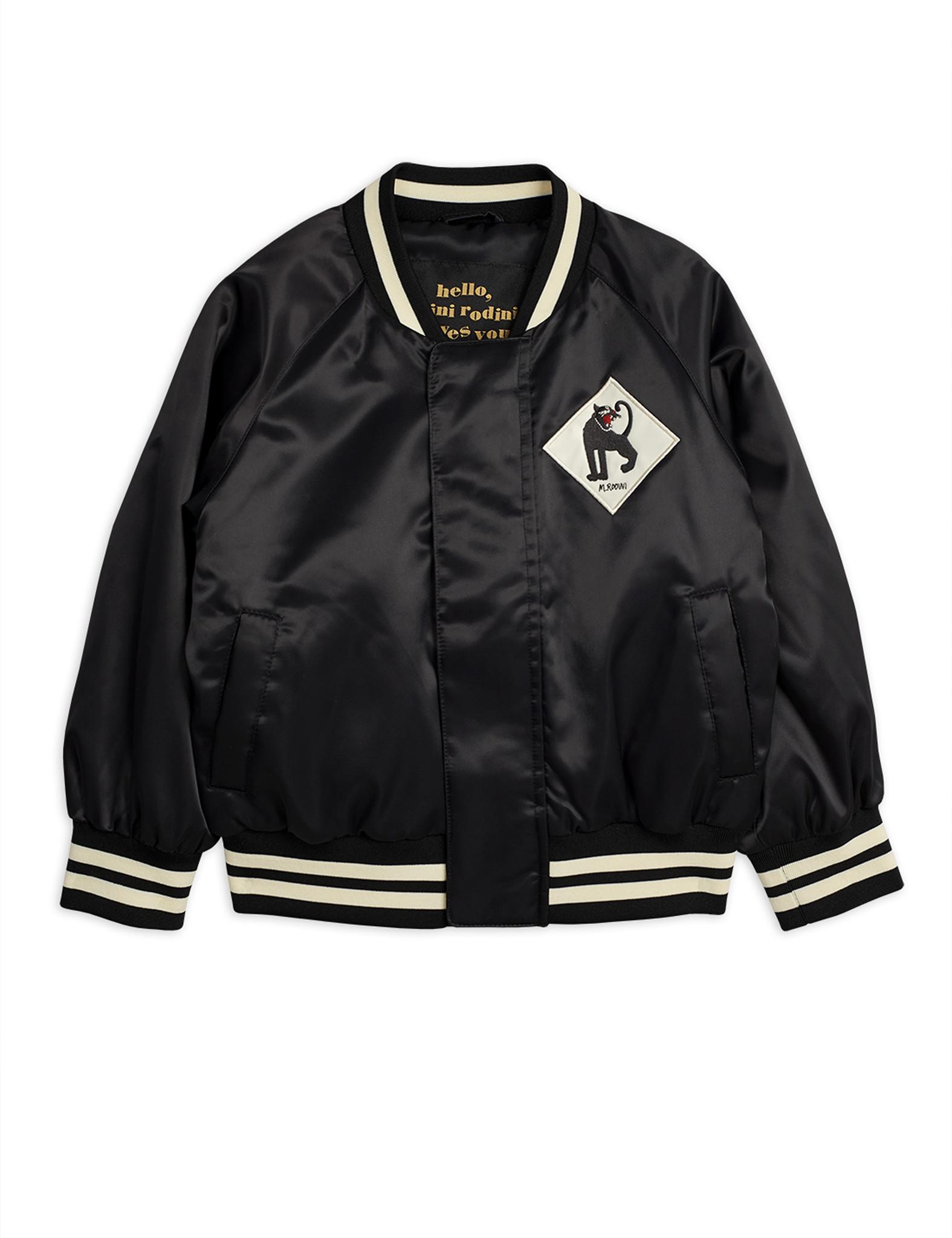 Panther baseball jacket-1