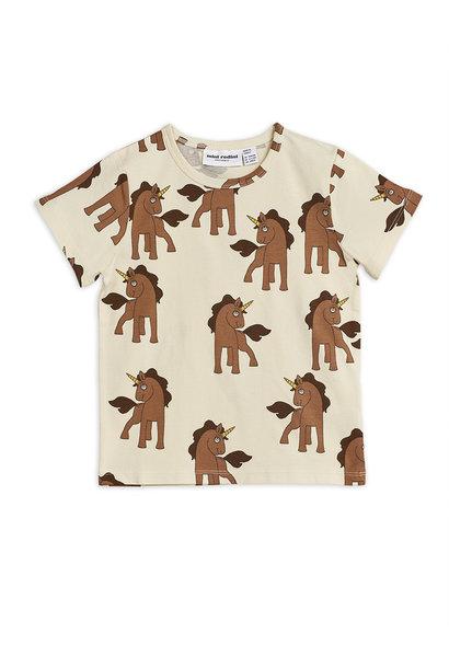 Unicorns aop ss tee - Offwhite