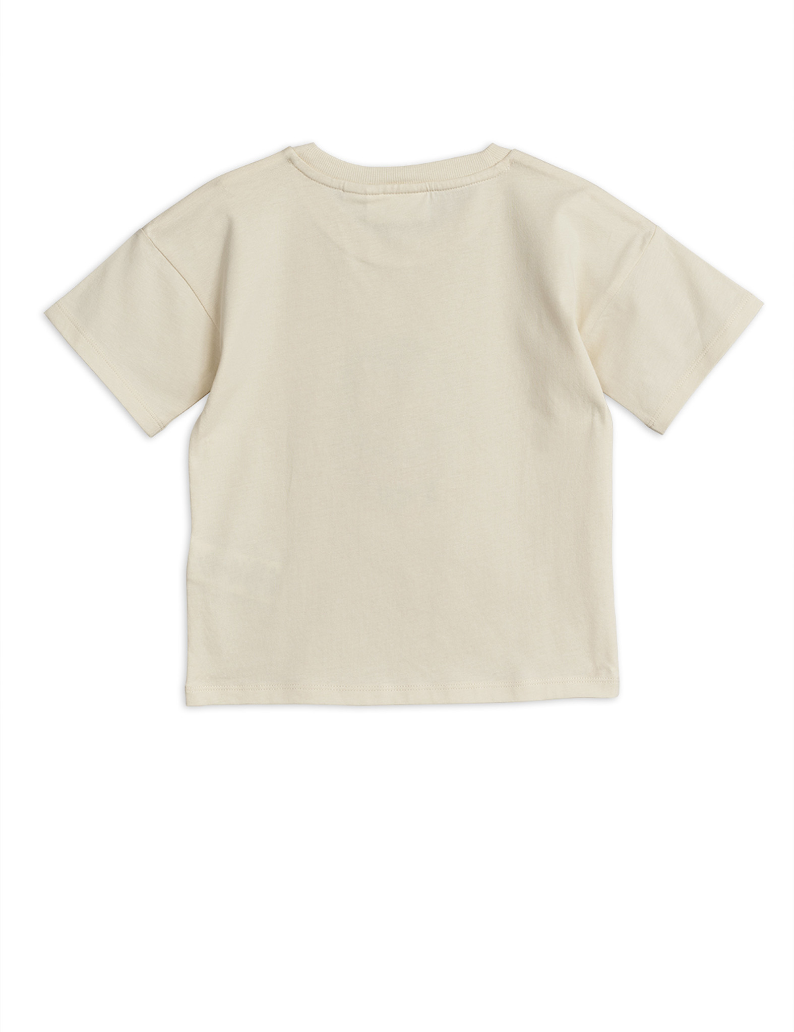 Panther badge ss tee - Offwhite-2