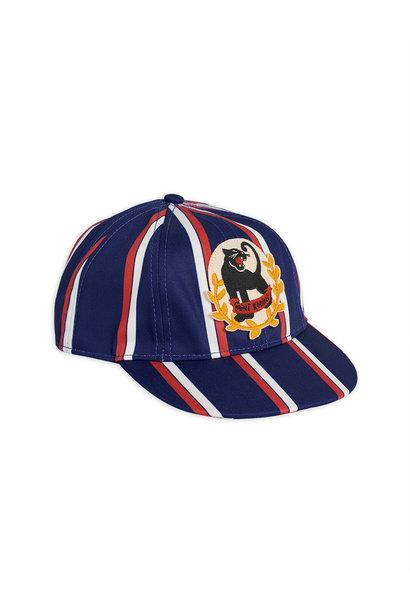 Badge cap - Blue