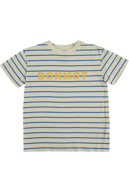 T-shirt classic BONMOT - Ivory
