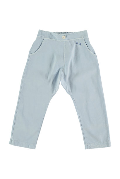Baggy trousers bm - Light Blue