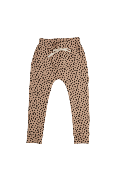 Jogger Animal Dot - Warm Sand