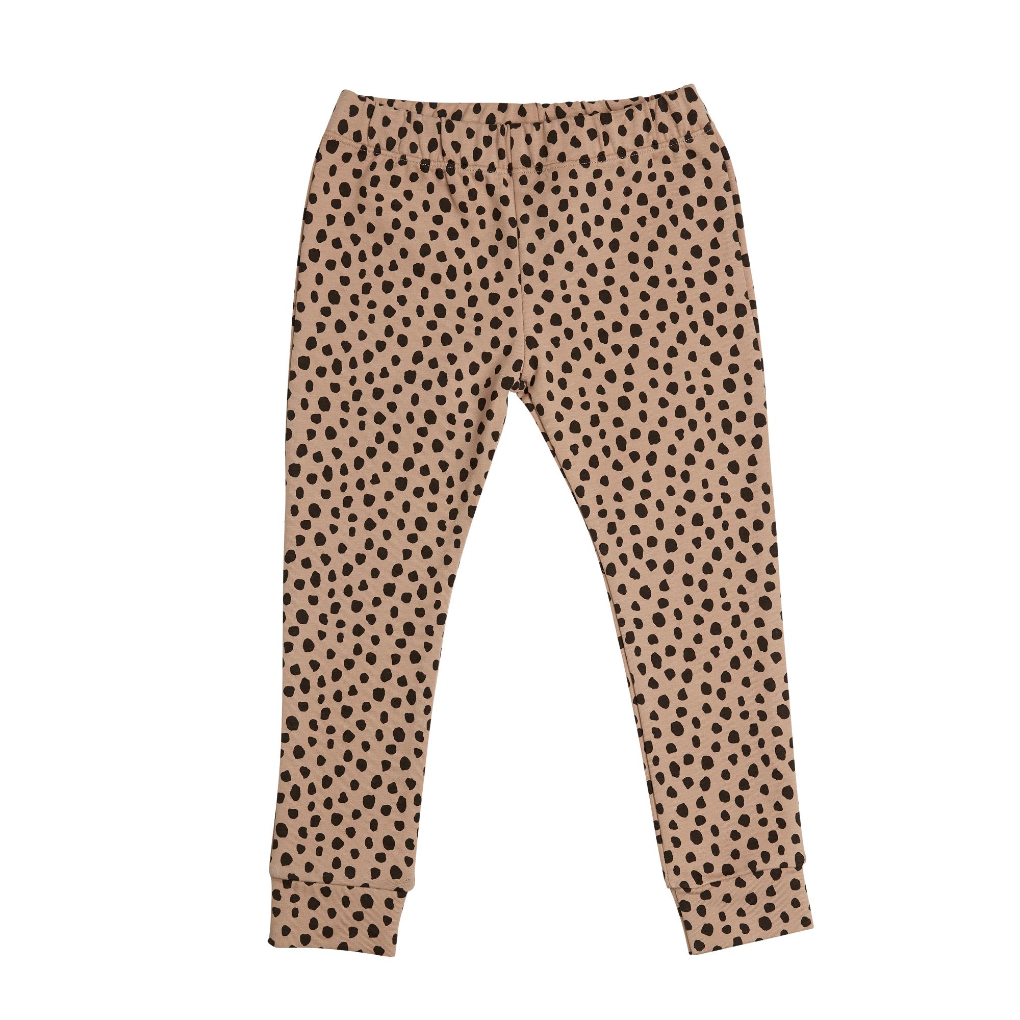 Legging Animal Dot - Warm Sand-1