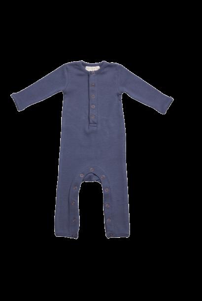 Baby jumpsuit - Dusty Blue