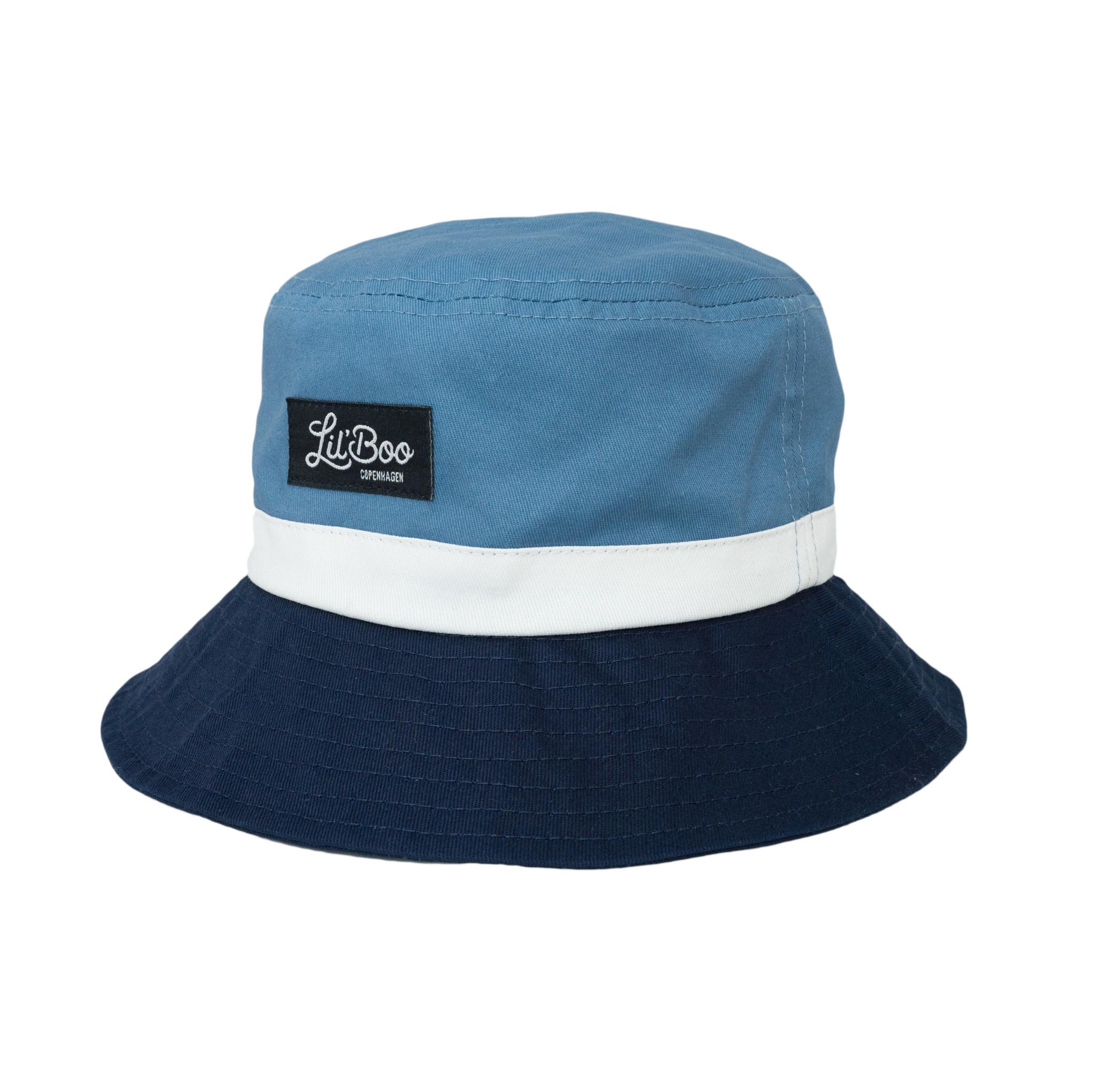 Bucket hat - Blue-1