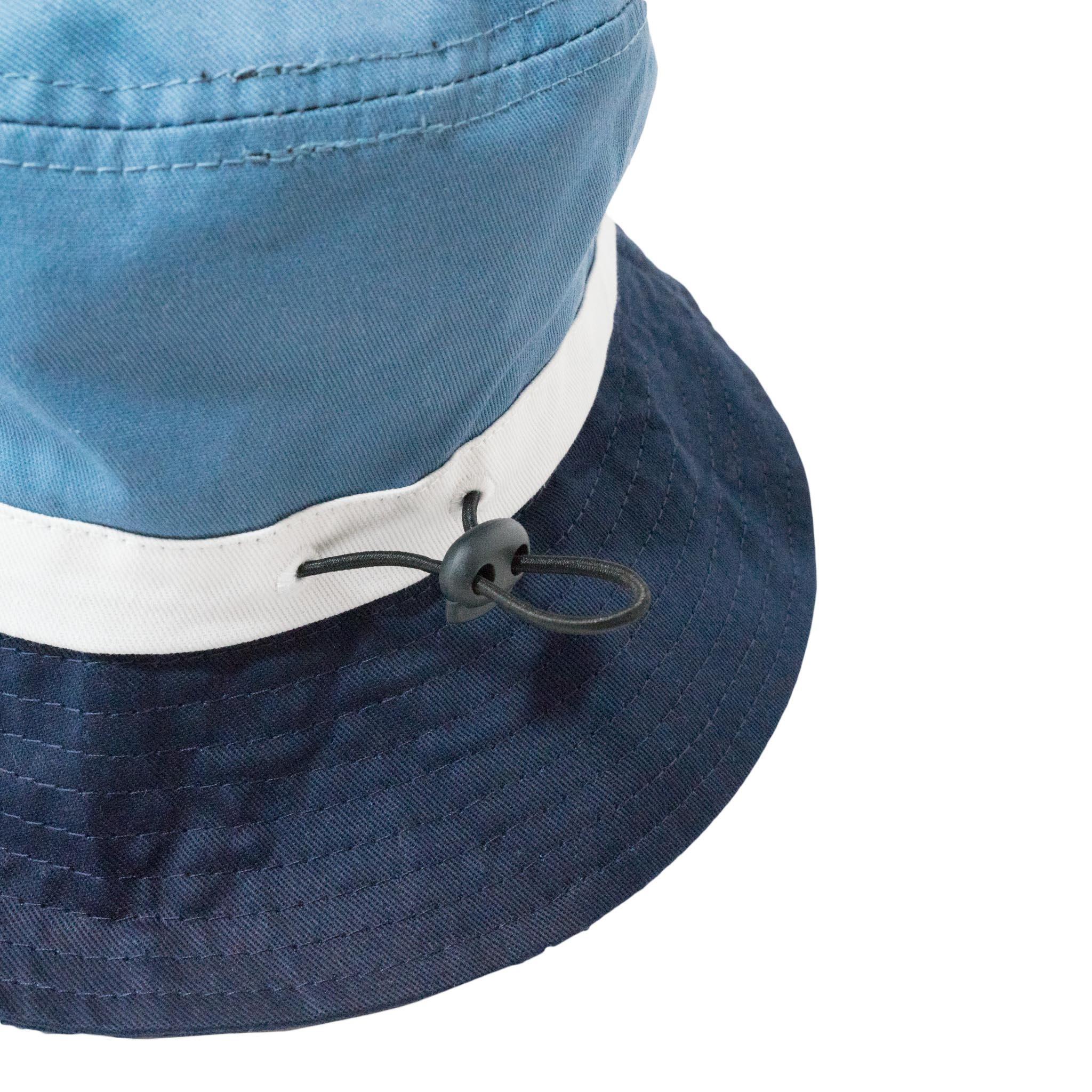 Bucket hat - Blue-3