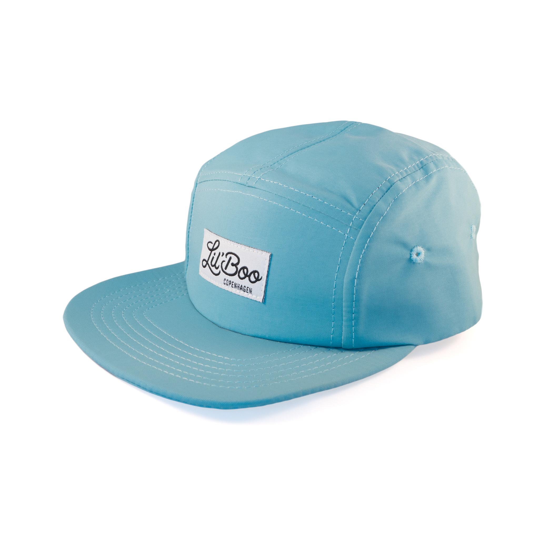 Cap - Blue Lightweight-1