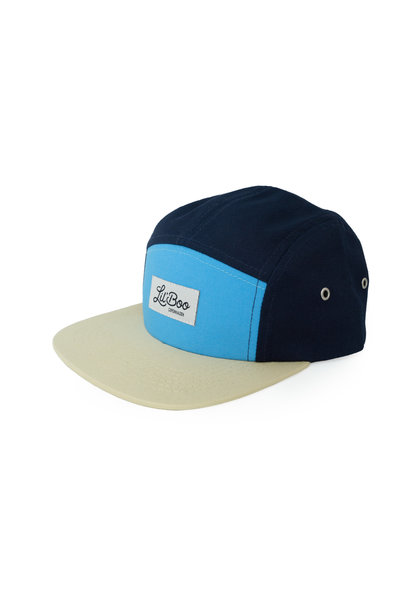 Cap - Block Navy