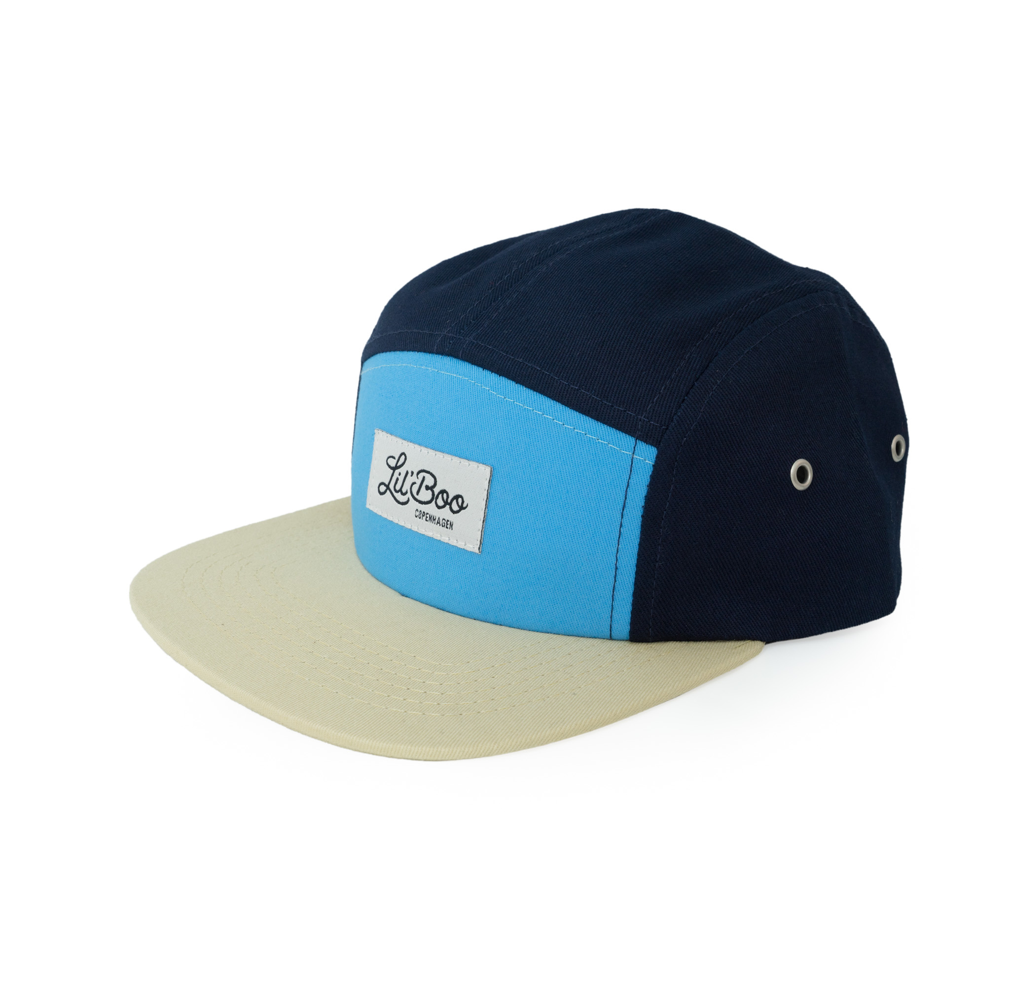 Cap - Block Navy-1