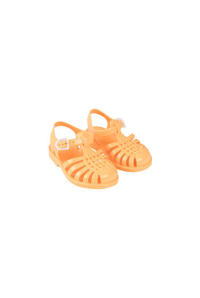 JELLY SANDALS - Yellow