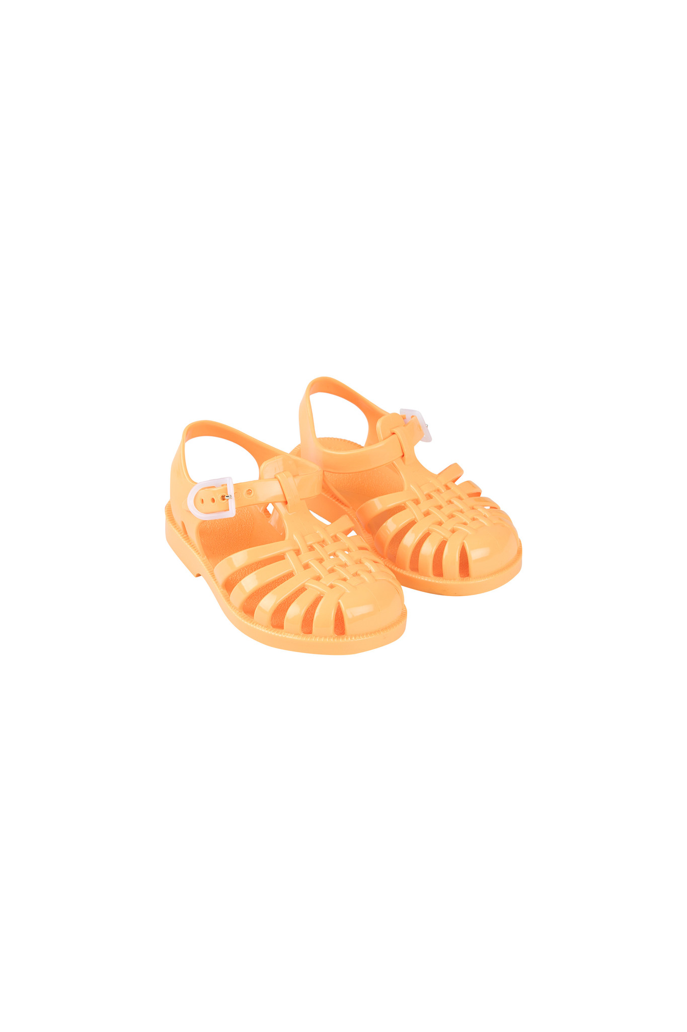 JELLY SANDALS - Yellow-1