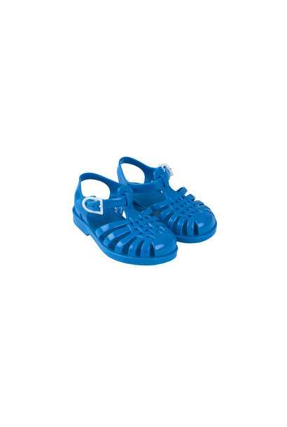 JELLY SANDALS - Cerulean Blue