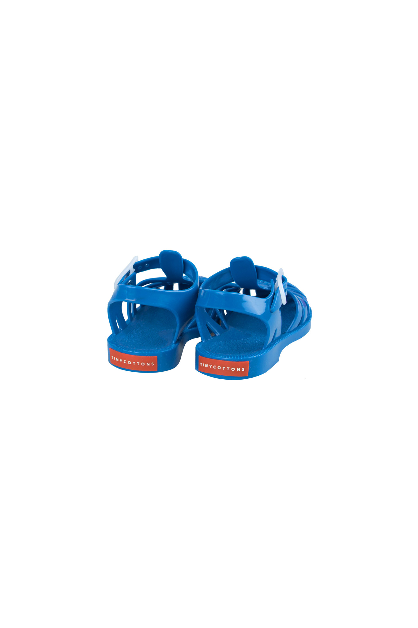 JELLY SANDALS - Cerulean Blue-4
