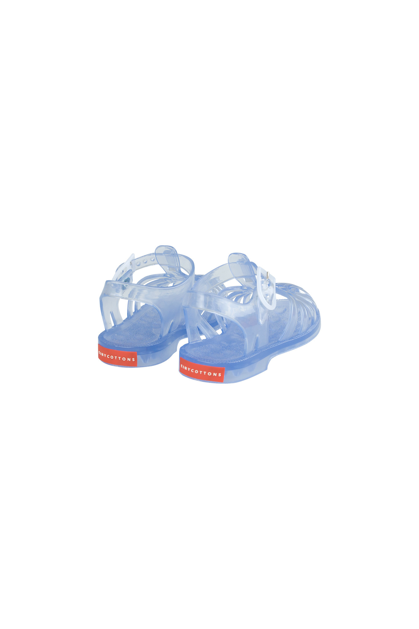 JELLY SANDALS - Transparent-3