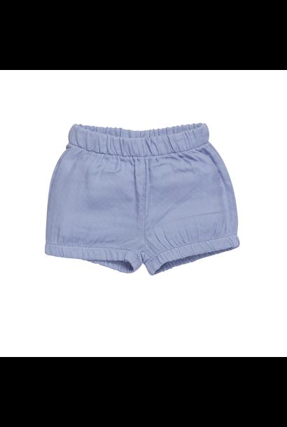 Shorts muslin - Lilac Blue