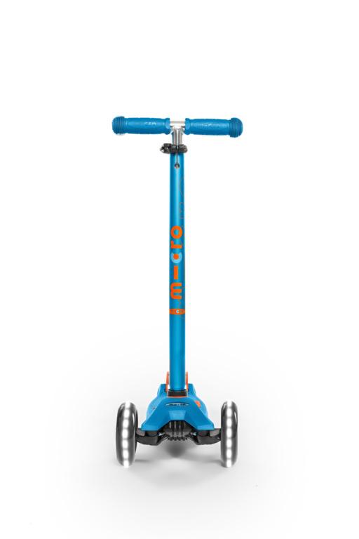 Maxi Deluxe - Aqua / Oranje LED-3